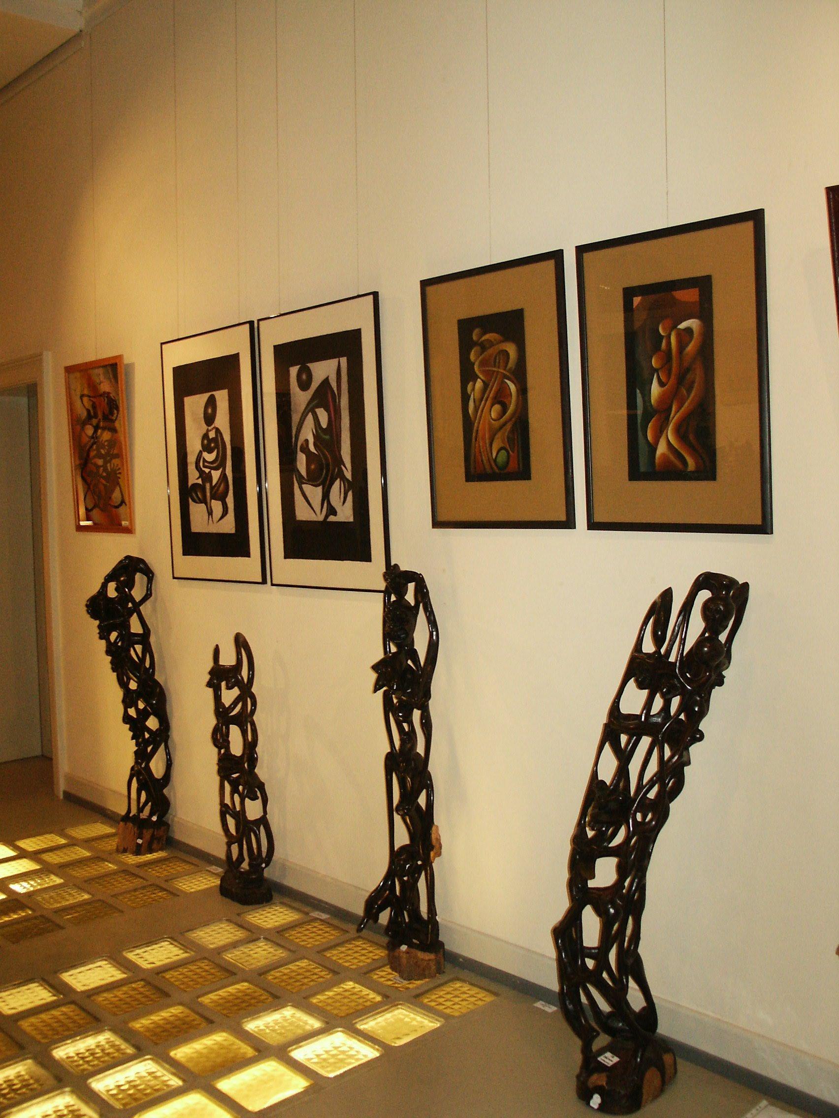 Referenzen | Kunst aus Afrika