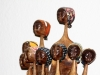 Köpfe zu Mozambiq gr. Figur € 850,0